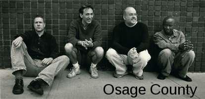 Osage County Band Photo