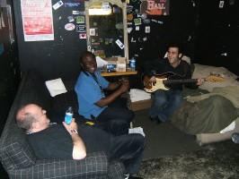 Osage County Backstage