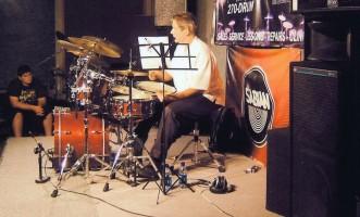 The Drum Lesson