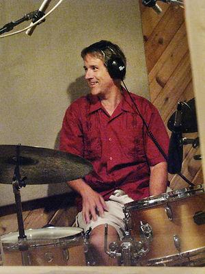 Recording at Tedesco Studios