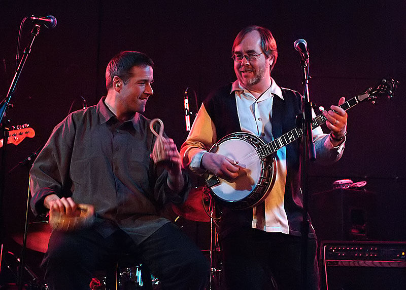 Tony Trischka and Scott